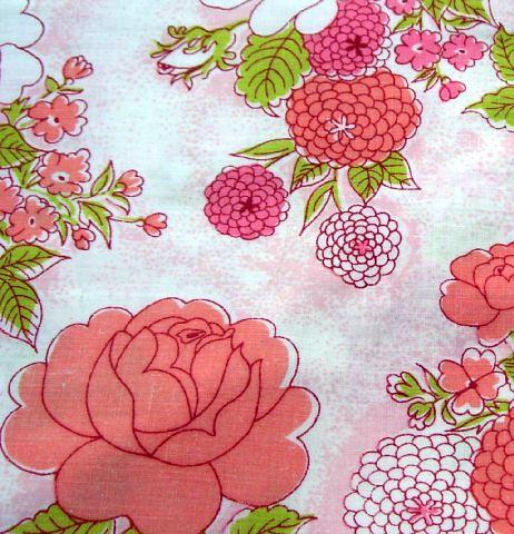 PINK Retro Roses