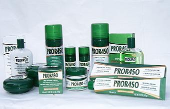 Crema de afeitado Proraso