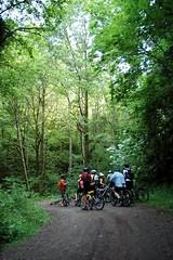 PUMP's Forest Park mountain bike tour
