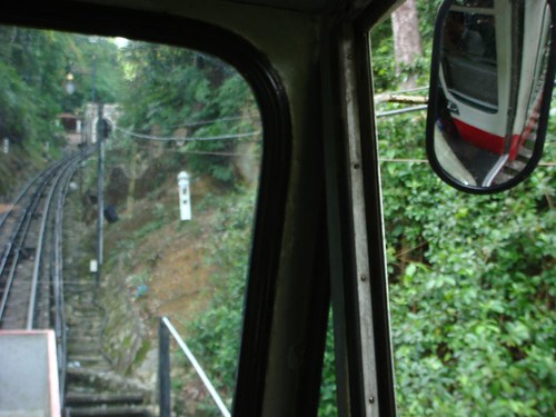 Funicular at Penang Hill