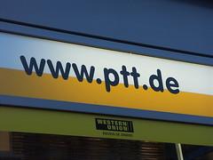 德國的 PTT