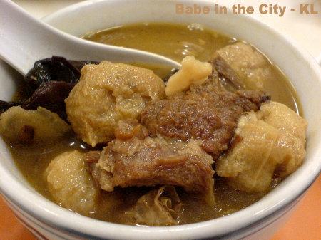 MK - Mutton Soup