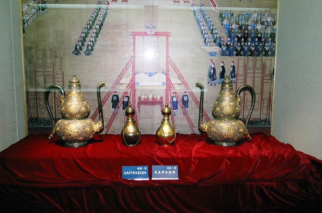 Ancient Tea Set
