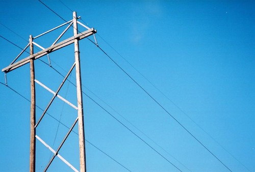 scavengerphoto: powerlines