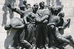 Struggle (Let Ideas Compete) Tags: vacation people art history statue is pain italian europe poetry mediterranean european humanity heather croatia human zagreb what amateur mchugh struggle humans prisoner croatian ldi letideascompete