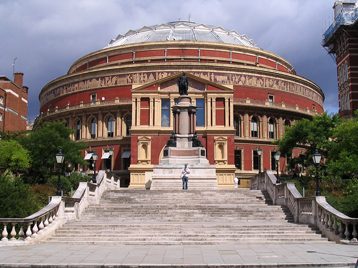 Royal Albert Hall :: Click for previous photo