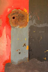 abstraction (Illetirres) Tags: abstract museum train railway rusted railwaymuseum matal orangeempire oerm d80