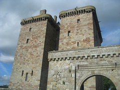 Borthwich Castle
