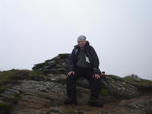 Sail Chaorainn [Munro 36, 1002m/3287ft]