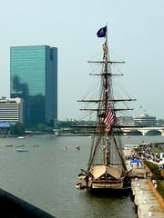 ohio docks sailing ship cargo niagara toledo riverfront brig usbrigniagara willisboyer