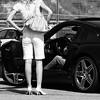 . (sjoerdtenkate.com) Tags: black girl 911 thenetherlands turbo porsche zandvoort 2007 997 porschedays circuitparkzandvoort porscheclubholland