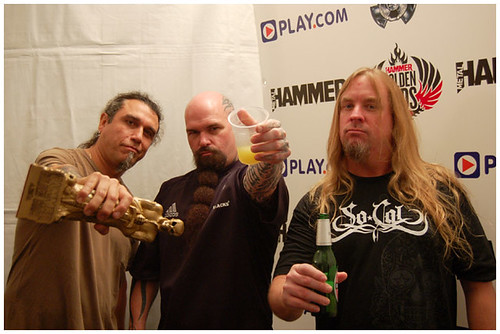 slayer - metal hammer awards 2007
