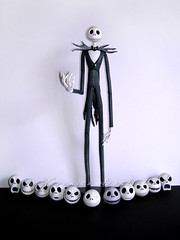 Jack Skellington by Verónica Bautista, on Flickr