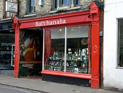 Picture of Bacchanalia, Mill Road