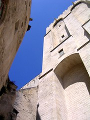 Fortress (Sanctu) Tags: pope france building tower church architecture cathedral palace provence avignon fortress papal amazingshot lptowers lpfacades