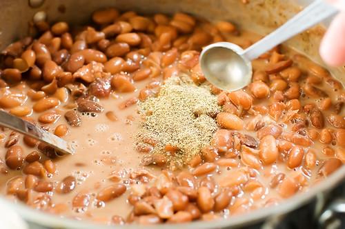 porch beans cornbread 049