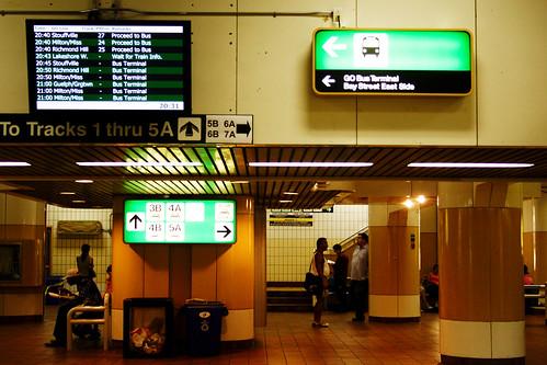 GO station