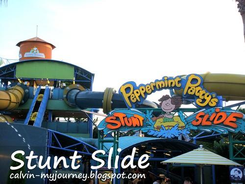 Stunt Slide