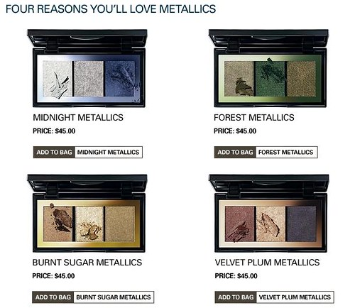1262889277 b51b921e9b Bobbi Brown Metallics Trio eyeshadows   what I think
