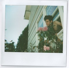 Harry Brown (erikzachariahh) Tags: polaroid harrybrown camprainbow
