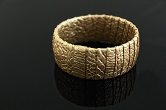 Bracelete da minha esposa #2 (Allan Torres) Tags: bracelete joias couro