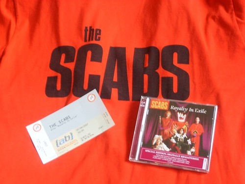 070907: The Scabs play Royalty In Exile