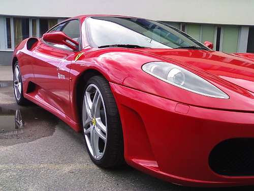 Ferrari F430 image by Zero One