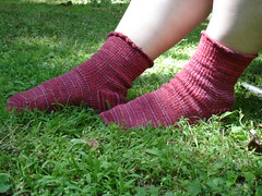 Mom's socks 9-07