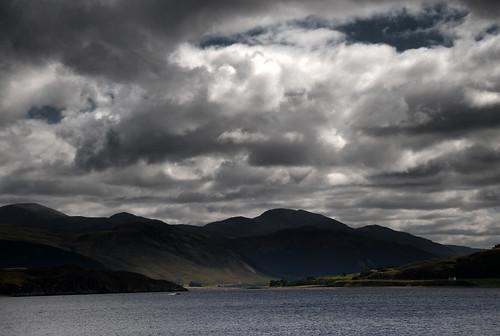 Los bueyes de Mar de Ullapool. Por Escocia (6)