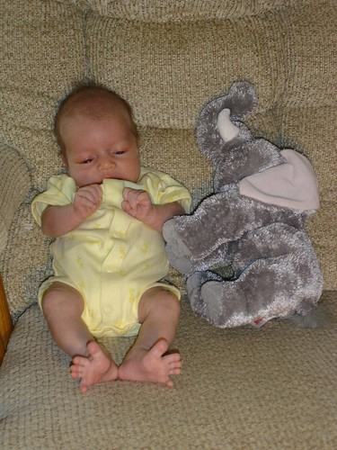 Ethan One Month