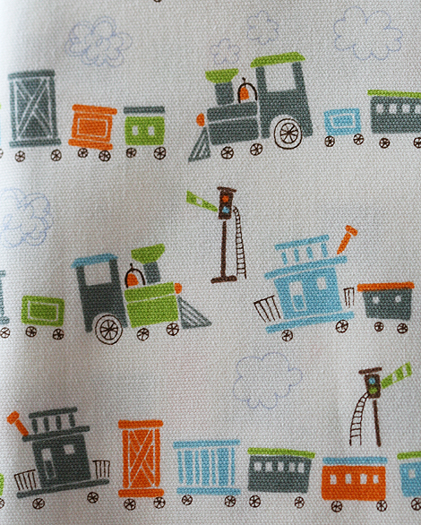 train fabric