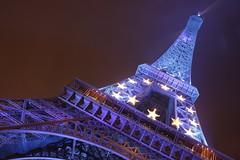 Day 366/366 - The Eiffel Tower at New Year