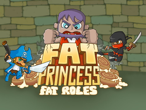 "Fat Princess ""Fat Roles DLC"" for PS3"