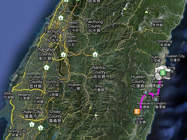 2010.11.11 - gps map
