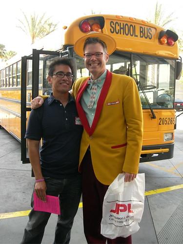 Charles Phoenix and I