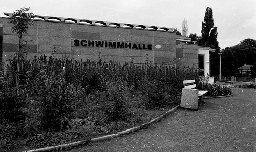 MCB, Schwimmhalle Radebeul, 1985