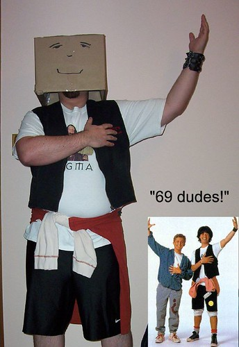 """069 - Ted """"Theodore"""" Boxhead"""