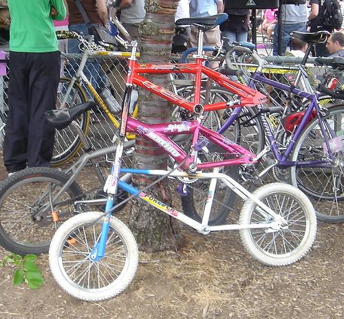 Multnomah County Bike Fair