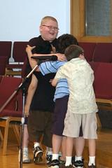 NCA Group Hug