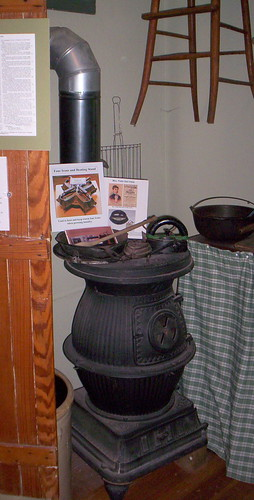 Canal Stove