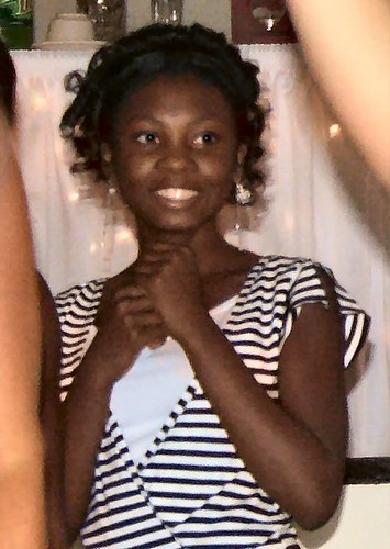 Jentil Jones Perry, 15, Victim of a Drunk Driver. She was a guest at a wedding that I shot June 30th, 2007. A week later she was killed by a drunk driver along with her sister, father and 2 others. Th