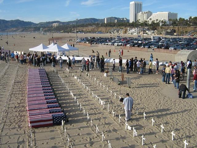 Cementerio en Santa Monica ? by ETicas