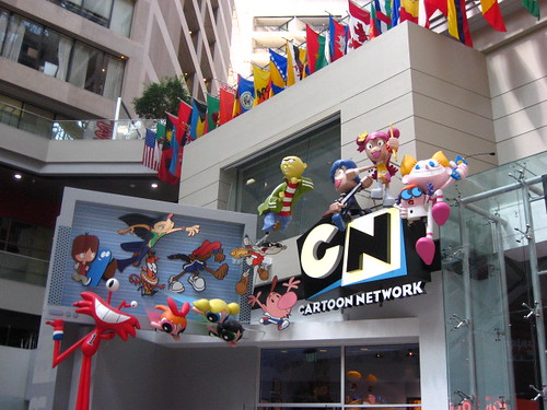 Cartoon Network Headquarters Atlanta Tour