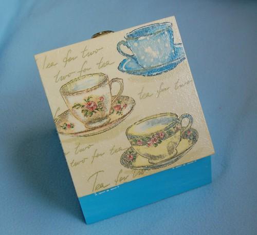 Caixa Chá #1