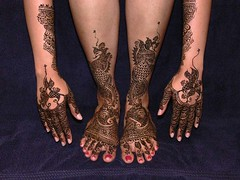 Bridal henna (kenzilicious) Tags: nyc newyorkcity wedding india ny newyork brooklyn print bride newjersey bronx manhattan connecticut indian nj marriage queens statenisland bridal henne henna mehendi hina bodyart mehndi heena tristate kenzi mehandi