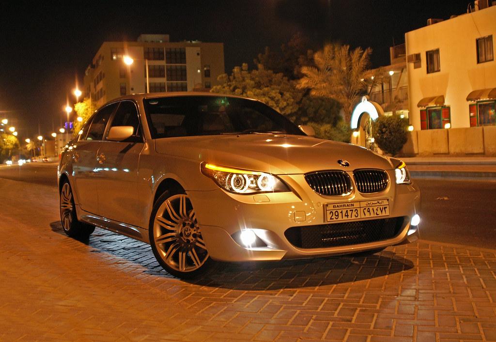 Night Hawk - BMW 525i