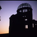 原爆ドーム:A-Bomb dome sunset
