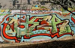 Osker (Heart of Oak) Tags: art hcm osker a4y mfg bayareagraffiti