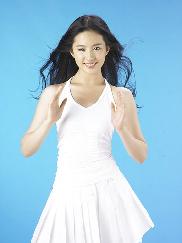 Liu Yifei Angel of China