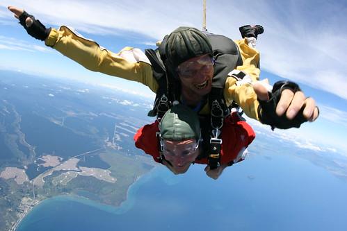 Taupo Skydive